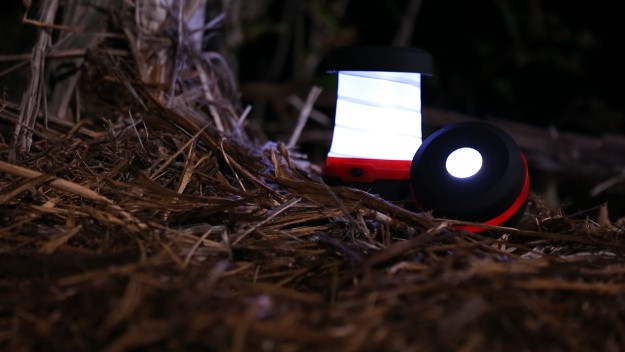 Hybeam Mini Pop Lamp | Outdoor Warrior's Wishlist For The Best Survival Gear For Black Friday