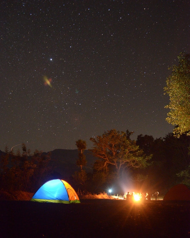 Camping Trip | Awesome Places To Pitch A Tent In New York