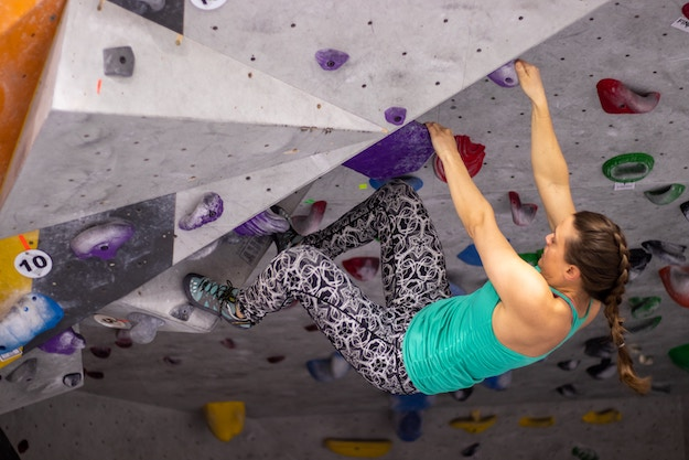 5 Indoor Rock Climbing Gyms In Houston