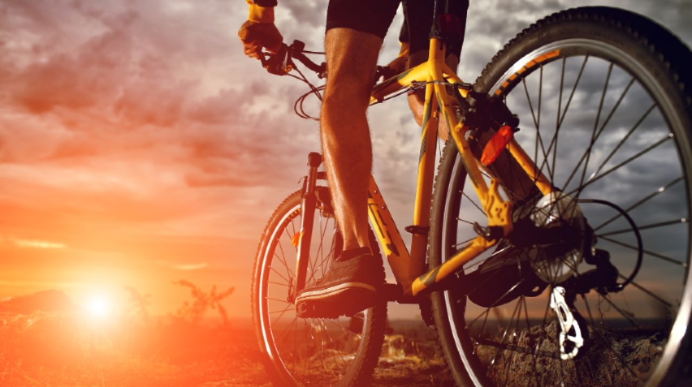 Mountain Bike cyclist riding single track outdoor-Mountain Bikers-SS-Featured